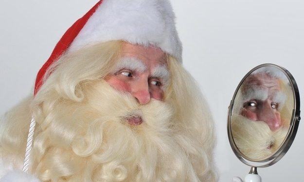 Joululahjaksi peili ja ruoskintaa